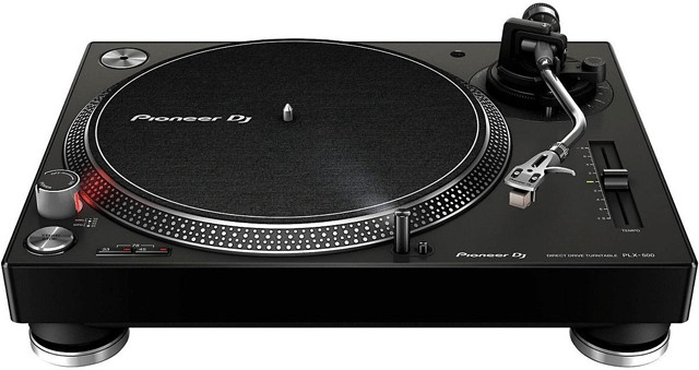 Pioneer DJ PLX 500 K Direct Drive DJ Turntable. U201c