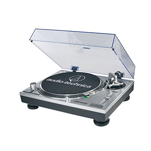 Audio Technica AT-LP120 in Silver