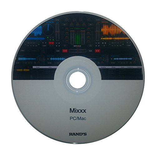 Mixxx for Windows and Mac by RAND'S