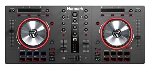 Numark Mixtrack 3 - All-in-one Solution with Virtual DJ LE Software Download