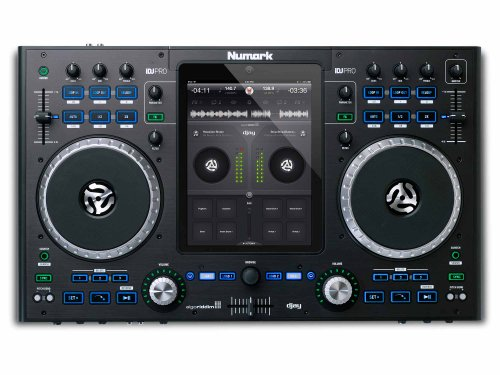 Numark iDJ Pro Professional for iPad with XLR, RCA, Mic, and Headphones Connections