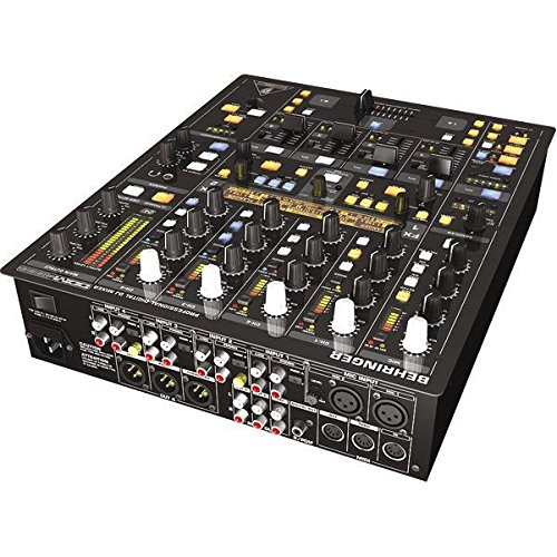 Behringer Digital Pro Ddm4000 Ultimate 5-Channel Digital with Sampler, 4 Fx Sections, Dual Bpm Counters And Midi