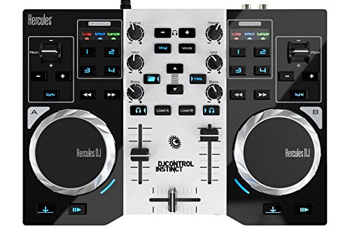 Hercules Instinct USB with Audio Outputs