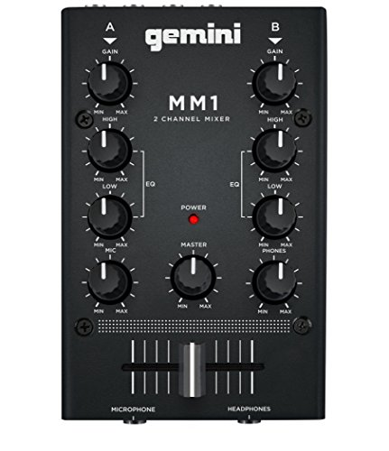 Gemini DJ MM1 2-Channel