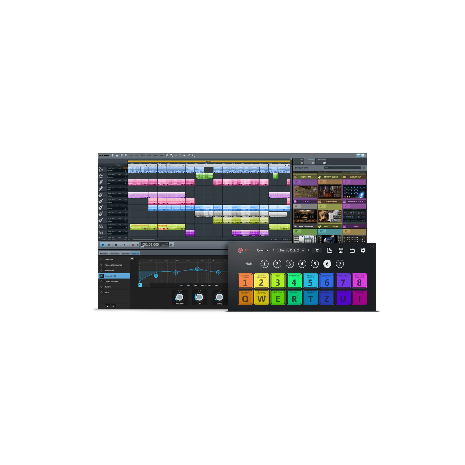 MAGIX Music Maker 2017 Live [Download]