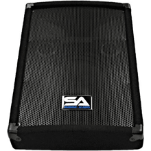 front facing seismic audio sa-10m