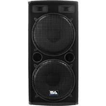 front facing seismic audio SA-155.2