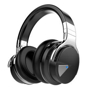 COWIN E7 Active Noise Cancelling Bluetooth Deep Bass Wireless Headphones