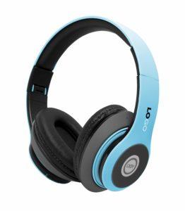 iJoy Matte Rechargeable Wireless Bluetooth Headphones
