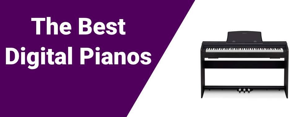 The Best Digital Pianos